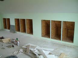 Knee Wall Storage