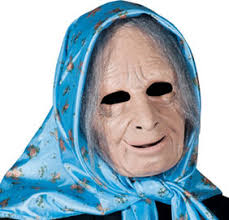 Purge Masks Halloween City by Old Woman Mask Party City