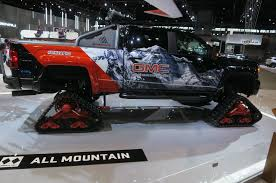 Mileti Industries 7 Truck Monsters from the 2018 Chicago Auto Show