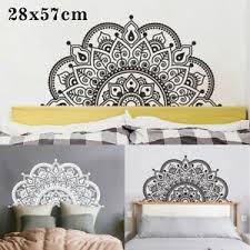 mandala wandaufkleber wandtattoo dekor kunst wohnzimmer