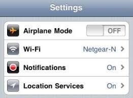 How to turn off location services on your iPhone