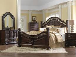 Mathis Brothers Bedroom Sets by San Marino Panel Bedroom Set By Samuel Lawrence