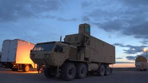100 Zap Truck Armys New Laser Gun Can Missiles And Drones