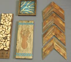 Modern Rustic Wall Decor Of Goodly Images About Home Luxury