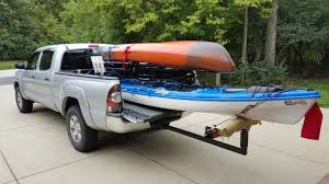 T Bone Bed Extender by Canoe And Kayak Hauling Page 2 Tacoma World