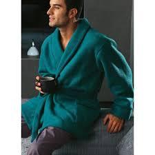 robe de chambre homme en courtelle veste d intérieur longueur 90 cm homme en courtelle du 80 au 124