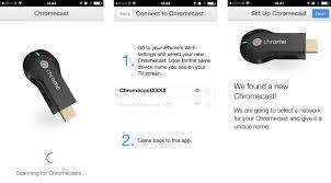 How to set up Google Chromecast using your iPhone