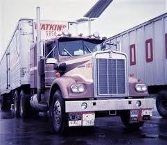 100 Watkins Trucking Pin By Dale Kritzky On Cool Trucks Trucks Semi Trucks Peterbilt