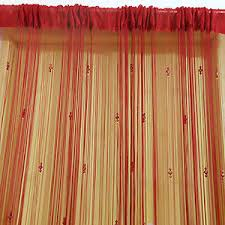 diy bedeck your doorway with a beaded curtain ebay