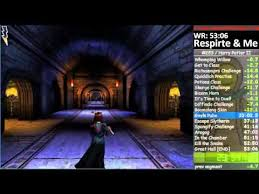 connexions 54 by chamber of harry potter chamber of secrets gold card speed run