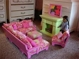 304 best American Girl Doll Furniture images on Pinterest
