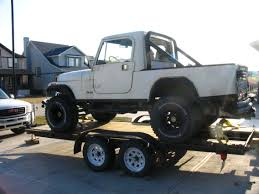 CJ-8's For Sale