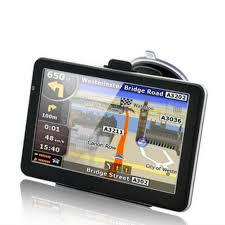 100 Gps Systems For Trucks 7inch 256MB8GB HD Car Truck GPS Navigation GPS Car Navigator
