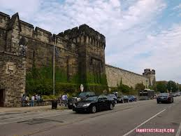 Eastern State Penitentiary Halloween by Eastern State Penitentiary Iamnotastalker