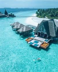 100 Anantara Kihavah Maldives Villas Docks In 2019