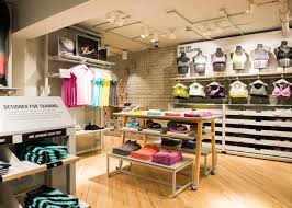 nike king u0027s road opens the brand u0027s first women u0027s only store in