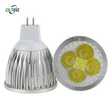 shop high power 3w 4w 5w mr16 led bulbs light 12v dimmable