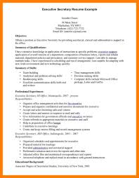 Company Secretary Resume Format Inspirational Examples Free Pany