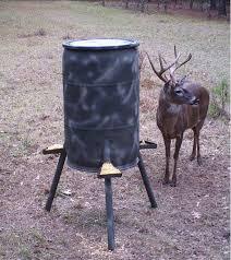 In season feeder surveillance Louisiana Sportsman Happy Trails