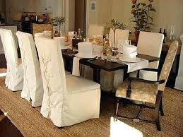 Modern Dining Chair Slipcovers Fascinating Custom Interesting Room Covers For