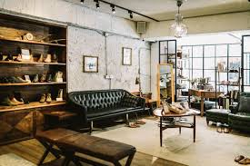the best stores to buy industrial furniture and decor