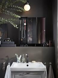 zauberhaftes badezimmer in dunklen farben ikea deutschland