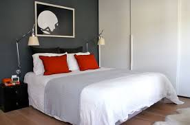 Bedroom Ideas Red And White