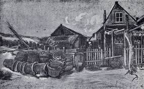 Fish-Drying Barn In Scheveningen, 1882 - Vincent Van Gogh ... The Red Barn Store Opens Again For Season Oak Hill Farmer Pencil Drawing Of Old And Silo Stock Photography Image Drawn Barn And In Color Drawn Top 75 Clip Art Free Clipart Ideals Illinois Experimental Dairy Barns South Farm Joinery Post Beam Yard Great Country Garages Images Of The Best Pencil Sketches Drawings Following Illustrations Were Commissioned By Mystery Examples Drawing Techniques On Bickleigh Framed Buildings Perfect X Garage Plans Plan With Loft Outstanding 32x40 Sq Feet How To Draw An