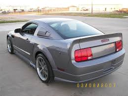 2007 FORD MUSTANG GT CUSTOM FASTBACK