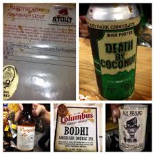 Whole Hog Pumpkin Ale by Five Gabf 2014 Beers Mitch Kline