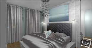 chambre parentale grise décoration chambre parentale mh deco le