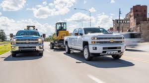 2018 Chevrolet Silverado 2500HD Review & Ratings | Edmunds