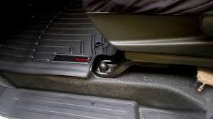 Weathertech Floor Mats Nissan Xterra by Weathertech 447211 Nissan Nv200 Floor Mats Youtube