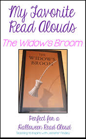 Childrens Halloween Books Read Aloud by The Widow U0027s Broom A Halloween Read Aloud For Upper Grades