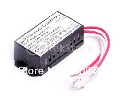 220v to 12v halogen light electronic transformer 50w for g4 g5 3