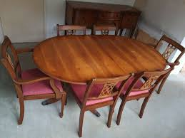Antique Dining Table And Chairs | In Hemel Hempstead, Hertfordshire ...