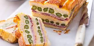 recette de cuisine cake croque cake aux asperges facile et pas cher recette sur cuisine