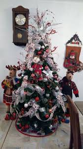 Christmas Decorations On Pinterest Holiday Decorating Style Pin By Ernestine Frank Tree Mantle N