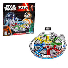Amazon Sorry Star Wars Edition Family Board Game 2014 Disney Hasbro Toys Games