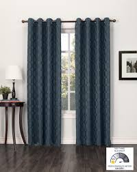 Navy Blue Blackout Curtains Walmart by Curtain Walmart Drapery Panels Navy Blue Curtains Walmart
