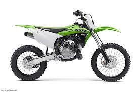 2016 Kawasaki Dirt Bikes