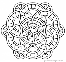 Astonishing Coloring Pages For Adults Mandala With Free And