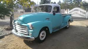 1954 GMC 100 3 Window Weekly Driver Original Nevada Truck - Delivery ... Tci Eeering 471954 Chevy Truck Suspension 4link Leaf 1954 Gmc Pickup For Sale Classiccarscom Cc1040113 Vintage Searcy Ar Cc17084 Hitting The Road Again In A Hydramatic 53 Hemmings Daily Chevrolet 1947 1948 1949 1950 1952 1953 1955 Randys Relics Trucks Customer Gallery To 100 Hot Rod Network Streetside Classics The Nations Trusted Classic Gmc Stock Photos Images Alamy
