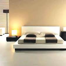 Low Bed Ideathe Most Bedroom Contemporary Beds Platform Designer Modern Regarding