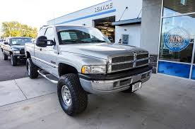 Used Dodge Truck 2500 4x4 Diesel For Sale | Khosh