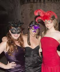 Eastern State Penitentiary Halloween by Behind The Thrills Dance Party At The Pen A Masquerade Returns