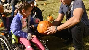Pumpkin Patch Fort Collins by Kids At Childrens Hospital Colorado Get Their Own Pumpkin Patch