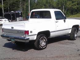 Auctions - 1987 Chevrolet Blazer Pickup | Owls Head Transportation ... Silverado 1987 Chevrolet For Sale Old Chevy Photos Cool Great C10 Gmc 4x4 2017 Best Of Truck S10 For 7th And Pattison On Classiccarscom Classic Short Bed R10 1500 Shortbed Ck 67 Chevrolet Pickup Cars Pickup Pressroom United States Images Fleetside K10 Autotrends Chevy Silverado Another Cwattzallday