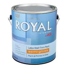 Glidden Porch And Floor Paint Sds by Royal Interior Latex Semi Gloss Wall U0026 Trim Paint Gallon