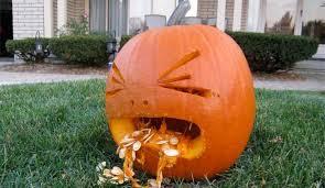 Puking Pumpkin Pattern by 28 Pumpkin Carving Throwing Up Pumpkin Idea 3 Throwing Up